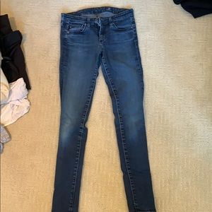 AG Ankle Length Jeans